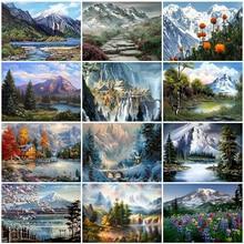 Evershine Алмазная вышивка картина стразы полная площадь Алмазный мозаика пейзаж гора вышивка крестом подарок ручной работы