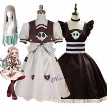 Toilet-Bound Jibaku Shounen Hanako Kun Yashiro Nene Sailor Suit School Uniform Dress Outfit Anime Cosplay Costumes Wig For Adult