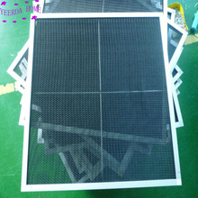 FILTER-SCREEN Dust-Vent AIR-CONDITIONING-FILTER Computer-Case DIY Nylon General Black/white