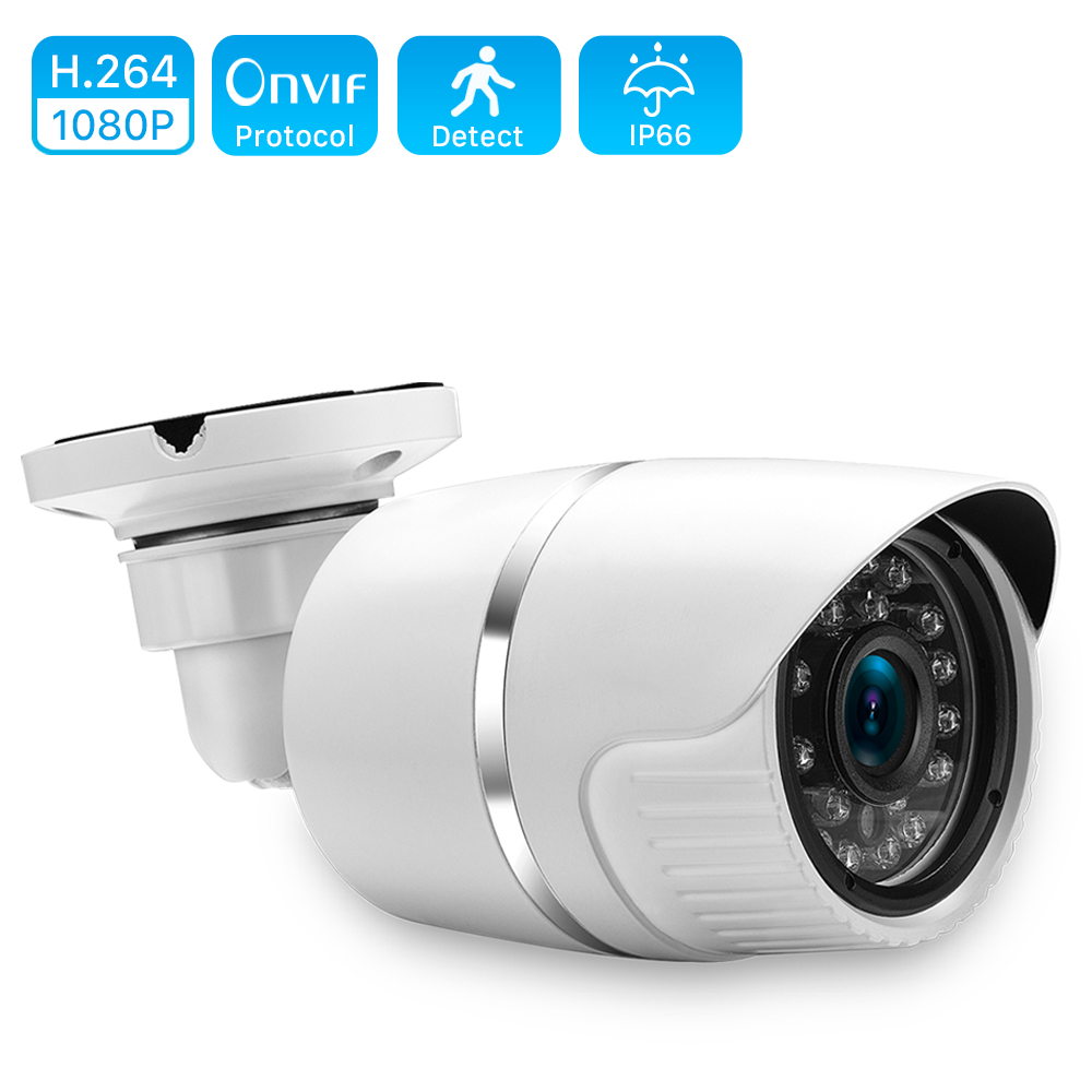 H.265//H.264 Sony IMX307 1080P IP Camera P2P Security Night Vision ONVIF Outdoor