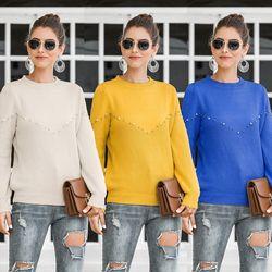 Vêtements OWLPRINCESS femmes 2020 automne nouvelle mode Pullover décontracté lanterne manches chandail chandail