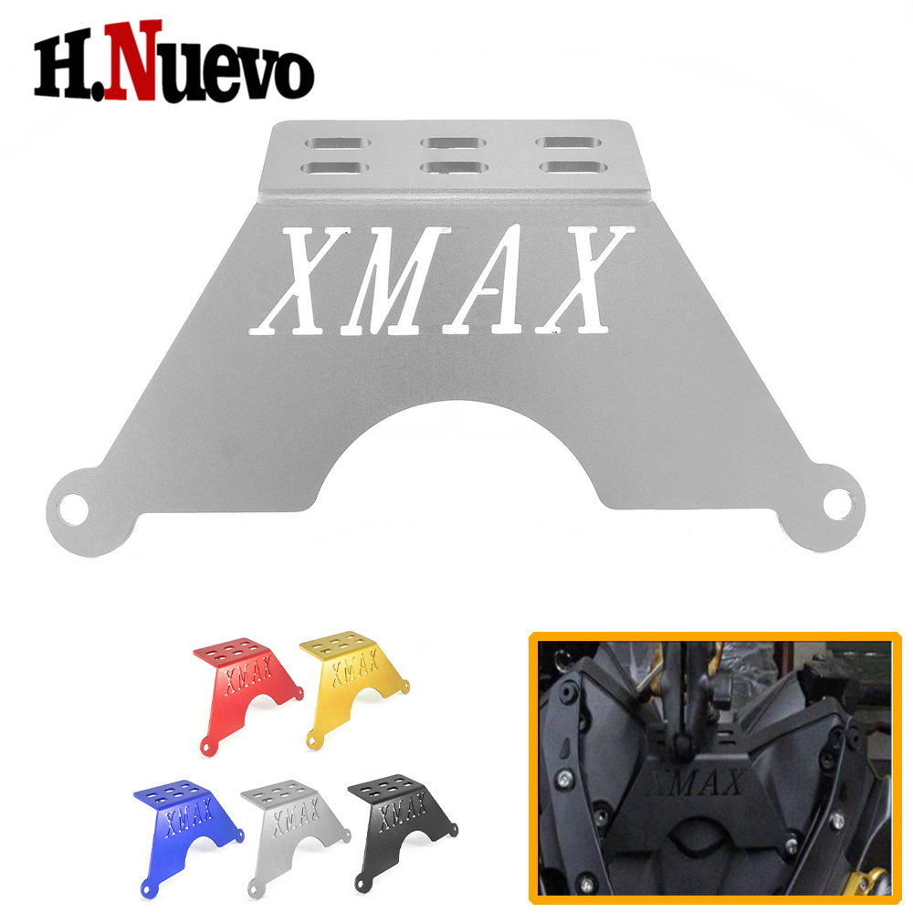 For Yamaha <font><b>XMAX</b></font> 125 250 <font><b>300</b></font> 400 2017 2018 2019 Front <font><b>Phone</b></font> Stand <font><b>Holder</b></font> For Yamaha <font><b>XMAX</b></font> GPS Navigaton Smartphone <font><b>Phone</b></font> Bracket image