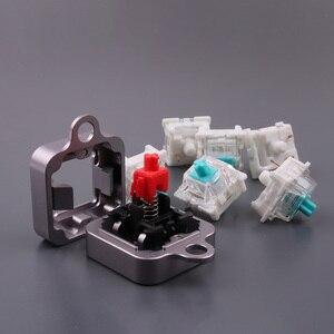 Image 4 - スイッチテスター磁気シャフトオープナーkailh桜gateronスイッチ機械式キーボードのためにカスタマイズcnc金属スイッチオープナー