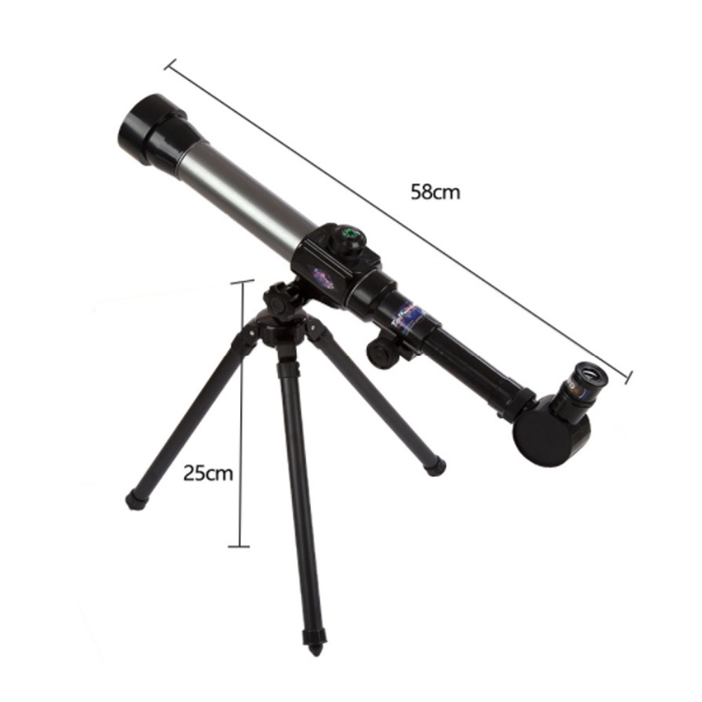 Tools : Professional Space Astronomical Telescope With Tripod Outdoor Monocular Zoom Spotting Scope Children Kids Educational Gift Toy