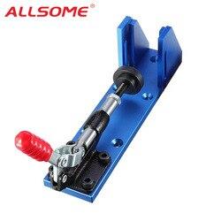 ALLSOME Tragbare Tasche Loch Jig Clamp für allsome XK-2 Loch Jig System