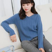 Helovi V Neck White Sweaters Women 2019 pure cashmere sweater Long Sleeve Knit Pullovers Crop Sexy Winter Knitted Sweater girl ronnykise knitted sweaters women fashion pullovers long sleeve sexy v neck casual tops autumn and winter cashmere sweater