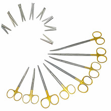Surgical Blunt scissors Operating Nasal Department scissors TC Veterinary Surgical Instruments