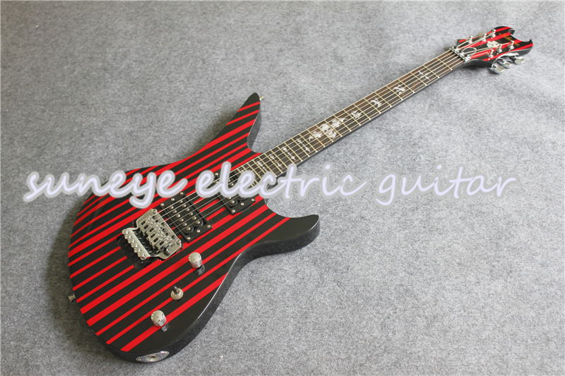 High Quality Electric Guitar 24 Frets Custom Shop Kit Available