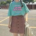 Женская футболка с коротким рукавом, Новинка лета 2021, модная брендовая свободная футболка в Корейском стиле, розовый топ большого размера