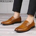 Office Shoes Men Cla...
