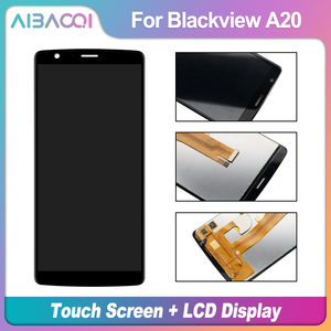 Image 3 - AiBaoQi New Original 5.5 inch Touch Screen + 960x540 LCD Display Assembly Replacement For Blackview A20/A20 Pro Phone