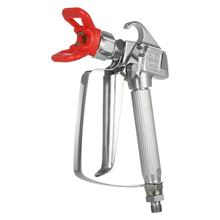 3600PSI Airless Paint Spray Gun With Nozzle Guard for Wagner Titan Pump Sprayer And Airless Spraying Machine 3600psi high pressure airless paint spray gun with nozzl nozzle guard pump sprayer and airless spraying machine for wagner titan