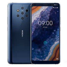 "Global version Nokia 9 Pureview TA-1087 6GB 128GB Dual SIM Mobile Phone Snapdragon 845 5.99"" 5x 12MP Rear Camera NFC 4G Phone(China)"