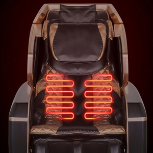 Image 4 - LEK 988J electric Super luxury 148CM SL Manipulator massage chair Full body home office multifunctional Zero Gravity chairs sofa