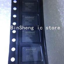 25Q256JVEQ 25Q256FVFG 32 MB de memória flash de 256 mbit
