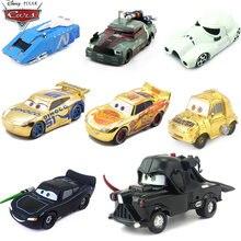 Original disney pixar carros 3 2 star wars série carros brinquedo darth vader mater relâmpago mcqueen jackson tempestade diecast carro menino brinquedos