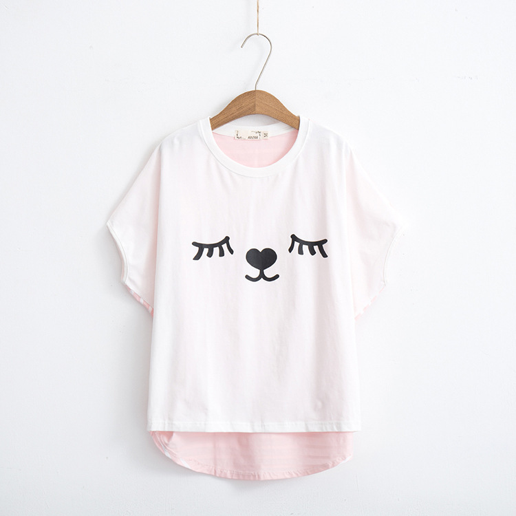 O-neck Summer T-shirt Women Tops Newest Style Nice T-shirt Women T Shirt Short Sleeve