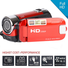 Fast shipping 2.4''LCD DV Camcorder Photography DVR Recorder Digital Zoom USB Fi