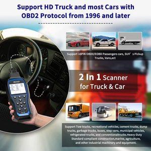 Image 5 - FCAR F507 OBD2 אבחון כלים למחוק קודי קורא לקרוא ECU מנוע ABS שידור Heavy Duty משאית משלוח עדכון רכב סריקה כלי