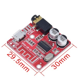Image 3 - Bluetooth אודיו מקלט לוח Bluetooth 4.1 mp3 lossless מפענח לוח אלחוטי סטריאו מוסיקה מודול 3.7 5V אלחוטי רמקולים