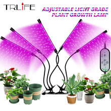 Dc5v usb led crescer luz usb phyto lâmpada de espectro completo fitoampy com controle para plantas mudas flor interior fitoamp crescer caixa