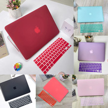 New Laptop Case For Macbook 2020 Air 13 A2179 A2337 M1 Chip Pro13 A2289 A2338 Touch Bar for Mac book Pro 15 16 A1707 A2141 Case