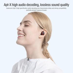 Image 2 - NILLKIN True Wireless Earbuds Bluetooth 5.0 Wireless Earphone with Mic Mini CVC Noise Reduction IPX5 WaterProof Sports Headset