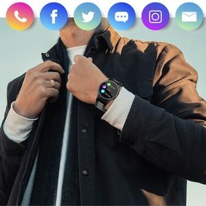 Image 5 - Смарт часы SENBONO S20 для мужчин и женщин, водостойкие, IP68, Bluetooth 5,0, пульсометр, 2020