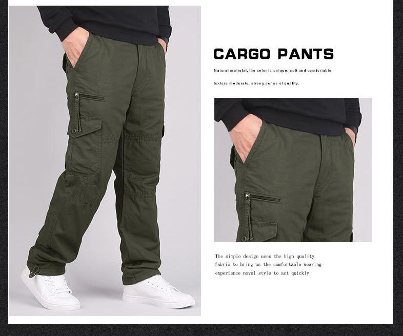 H637aa49f3948422ebdc29dc801af7f7bF - Men's Winter Warm Thick Pants Double Layer Fleece Military Army Camouflage Tactical Cotton Long Trousers Men Baggy Cargo Pants