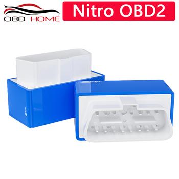 15 oszczędność paliwa nowy EcoOBD2 i Nitro OBD2 benzyna Plug amp Drive wydajność dla Benzine Eco OBD2 skrzynka tuningowa ECU większa moc tanie i dobre opinie ACARTOOL CN (pochodzenie) english Czytniki kodów i skanowania narzędzia Multi-Language 13 Kinds Multi-Brand Cars Supports 7 Kinds of OBD2 Protocols