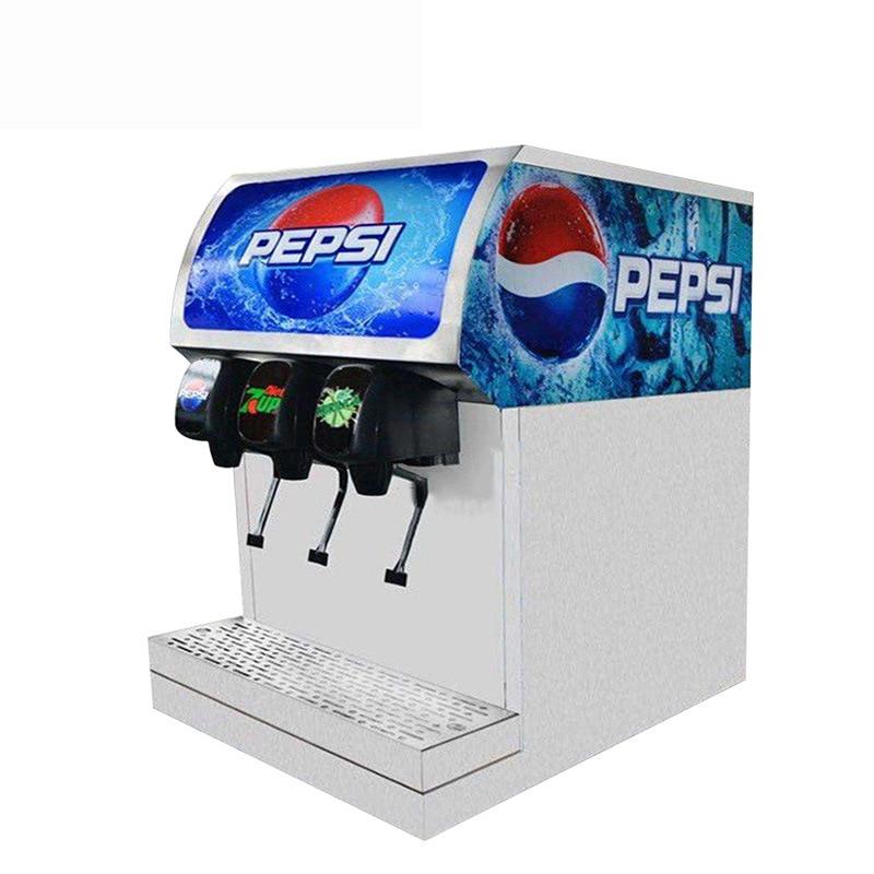 Beverage Machine Commercial Hot And Cold Cola Cold Drink Machine Sprite Carbonic Acid Beverage Machine Three Valve Cola Machine