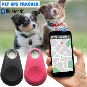Pet Anti-lost Tracker Finder Mini GPS Tracking Device Auto Car Pets Kids Motorcycle Locator With Battery image