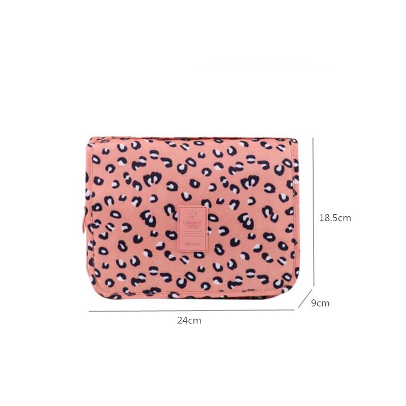 2020 Women Makeup Bag Large Capacity Waterproof Toiletries Bag Grooming Kit Makeup Organizer Bag Bathroom Washing Hanging Bag