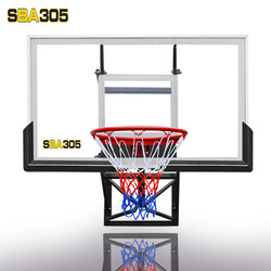 Hanging Basketball Board Wall Height Adjustable Basketball Outdoor Basketball Hoop Transparent Indoor Wall Hanging
