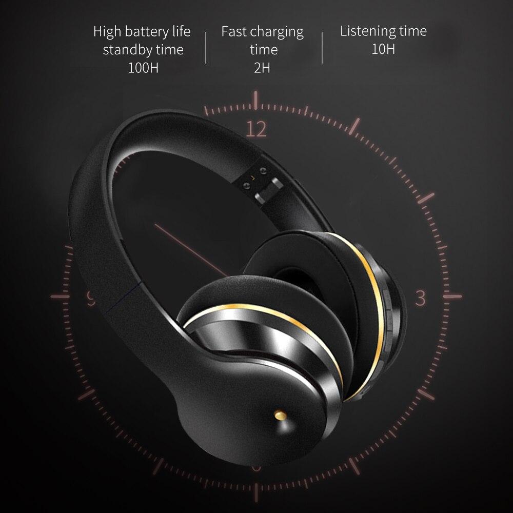 Sem fio bluetooth 5.0 fone de ouvido