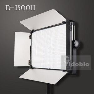 Image 2 - Светодиодное освещение 120 Вт для студийной видеосъемки интервью фотосъемки теплый и холодный цвет фотостудия Светодиодная лампа