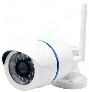 Image 3 - Kamera Wifi wodoodporna 128G karta SD kamera IP 1080P IR ONVIF bezpieczeństwo ruch humanoidalny Alarm P2P Cam Reset bezprzewodowa chmura