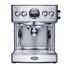 Коммерческий кофе машина 19bar Итальянский Эспрессо полуавтоматическая