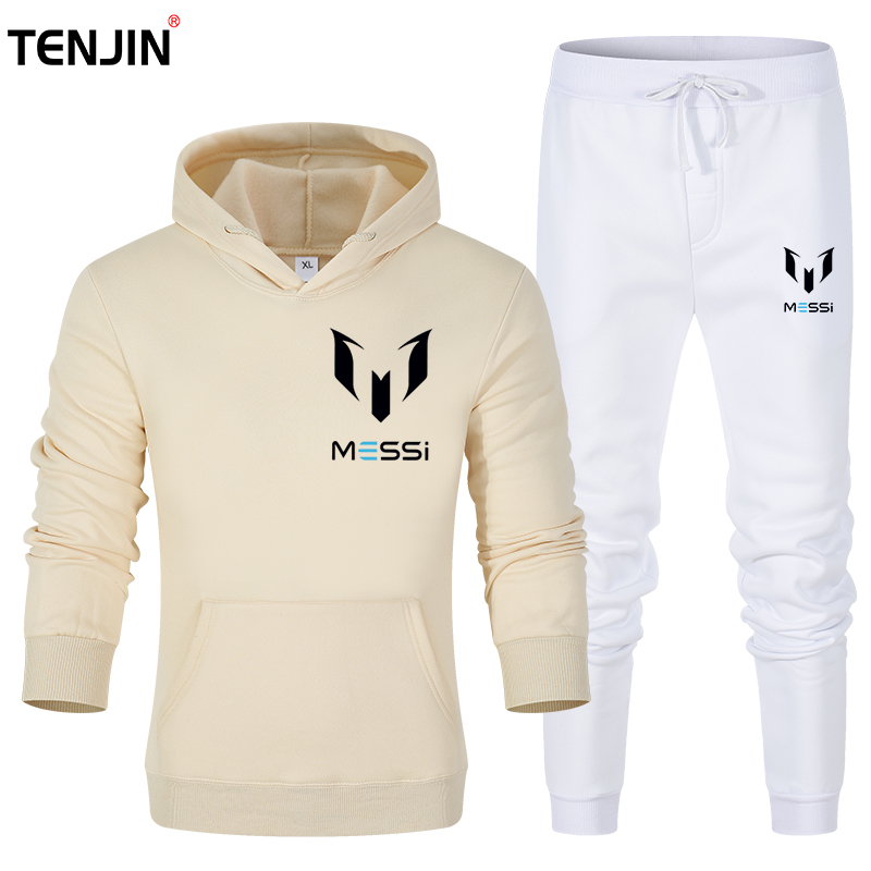 Brand Tracksuits Men Sport Running Suits Basketball Soccer Training T Shirts + Pants Men Tracksuits Fitness Sportswear Gym Sets