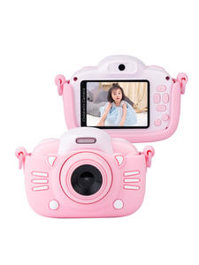 Minibear Toy Camera Video Ips-Screen Children 30MP SLR 1080P HD for New-Year's-Gifts