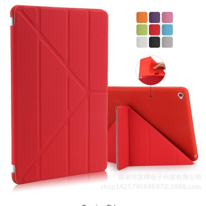 "Caso para ipad 2/3/4 9.7 2018/2017 5/6th ultra fino couro do plutônio macio capa inteligente para apple ipad mini 1/2/3/4/5 7.9 ""caso de mesa 10.2 3"