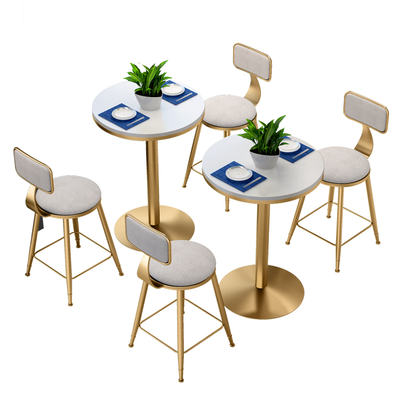 Family Bar, Family Recreational Table And Chair, Net Red Coffee Shop, Milk Tea Dessert Shop, Bar, Desk, Chair, Family Bar
