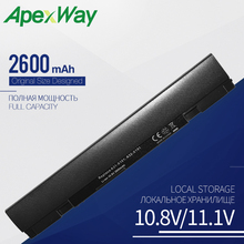 Buy Apexway 3 Cells 2600 mAh A31-X101 A32-X101 Laptop Battery for Asus Eee PC X101 X101C X101H X101CH directly from merchant!