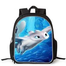 How to Train Your Dragon Children School Bags Set Cartoon Backpack Kids School