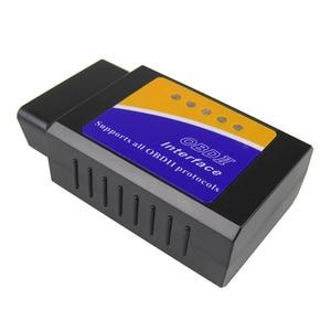 Image 2 - OBD2 Scanner V1.5 ELM327 Bluetooth Car Diagnostic Scanner For Android ELM 327 v 1.5 OBD 2 Auto Diagnostic Tools Real PIC18F25K80