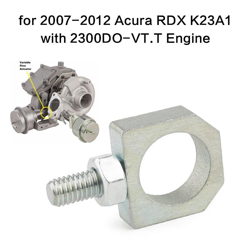 JEM/&JULES Turbo Variable Flow Actuator Eye Bolt /& Nut VGT Rod End Link for Grade 8 Acura RDX