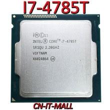 I7 4785T tiré CPU 2.2G 8M 4 Core 8 fils LGA1150 processeur