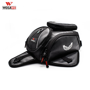 Motorcycle Tank Bag Waterproof Motorcycle Bag Oil Fuel Tank Bag Phone Holder Touch Screen Magnetic Saddle Bag bolsa tanque moto best riding waterproof motorcycle tank bag oil bag motorbike ktm bag alforjas moto bolsa sobredeposito para moto mochila sacoche