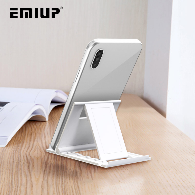 Universal Table Phone Holder Stand Base For IPhone 7 8 X For Samsung Smartphone Soporte Celular Para Auto Phone Bracket