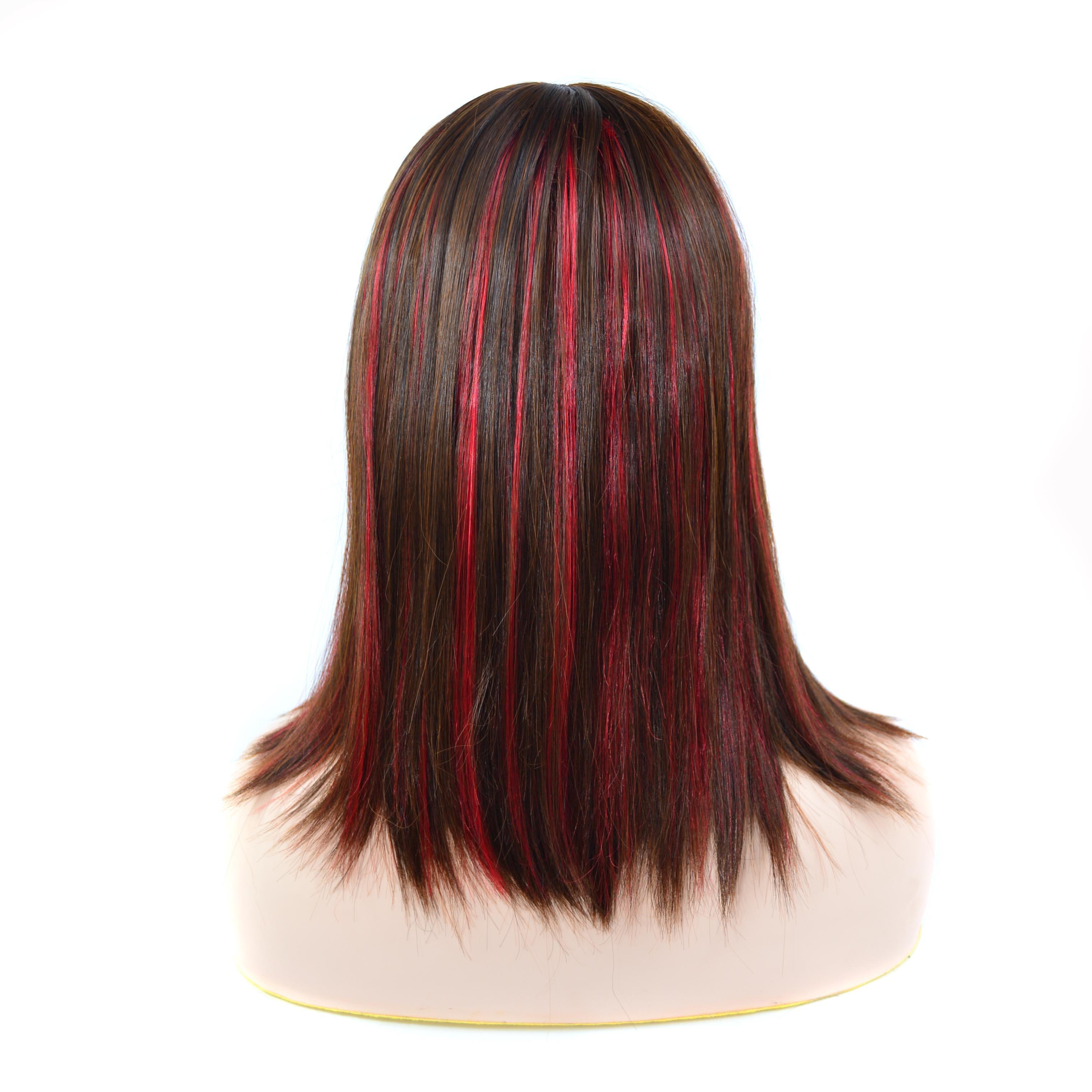 zm cabelo castanho claro vermelho curto 04